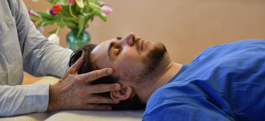 Craniobehandlung Vault Hold